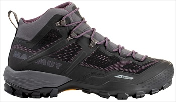 Mammut Ducan Mid GTX Women's Hiking Boots, UK 8 Phantom/Light Galaxy