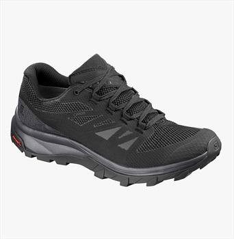 Salomon Womens Outline Gtx Women's Hiking Shoe, Uk 4.5 Phantom/Black/Magnet
