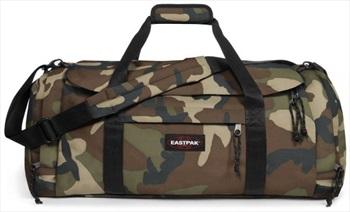 Eastpak Reader M + Duffel Travel Bag, 51.5L Camo