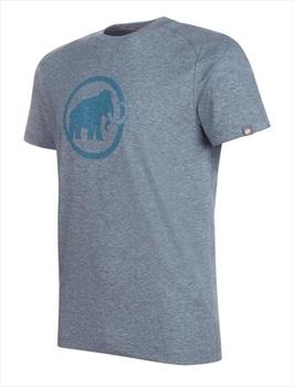 Mammut Trovat T-Shirt Men's Tee, M Peacoat Melange