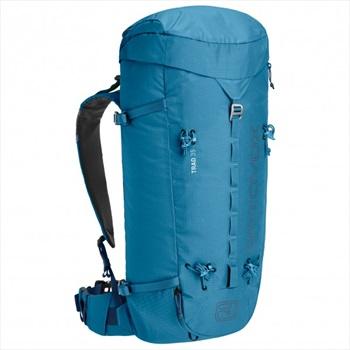 Ortovox Trad 35 Climbing & Mountaineering Pack, 35L Blue Sea