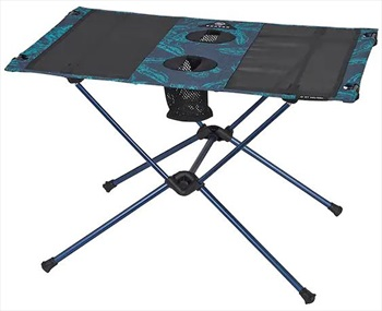 Burton Helinox Table One Lightweight Camp Table, Reg Tropical Print