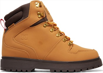 DC Peary Men's Winter Boots, UK 13 Wheat/Dark Chocolate