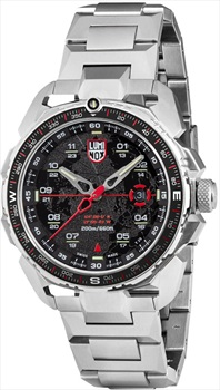 Luminox ICE-SAR Arctic 1200 Series XL.1203 Wrist Watch, Blue/Black