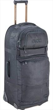 Evoc The World Traveller Wheeled Travel Bag, 125L Black