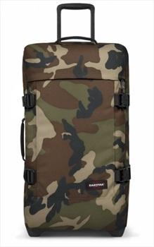 Eastpak Tranverz M Wheeled Bag/Suitcase, 78L Camo