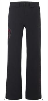Oakley Hourglass Women's Snowboard/Ski Pants, S Blackout