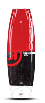 O'Brien System Boat Wakeboard, 119 Bl Red 2020