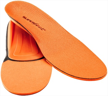 Superfeet TRIM-TO-FIT Men's Boot / Shoe Insoles G Orange