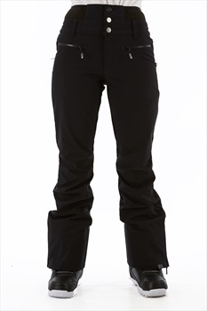 Roxy Rising High Women's Snowboard/Ski Pants, S Black