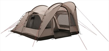 Robens Cabin 600 Family Camping Shelter, 6 Man Khaki