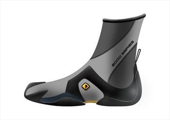 NeilPryde 2000 Series Wetsuit Boot, UK 4, Grey