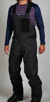 Wearcolour Hawk Ski/Snowboard Bib Pants M Phantom Black