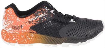 Merrell All Out Crush Tough Mudder II Running Shoes, UK 8 Orange