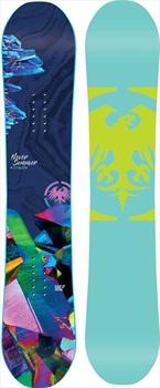 Never Summer Starlet Kids Hybrid Camber Snowboard 130cm 2019