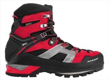 Mammut Magic High GTX® Men's Hiking Boots, UK 8.5 Inferno-Black