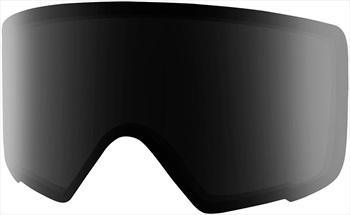 Anon M3 Ski/Snowboard Goggles Spare Lens, Dark Smoke