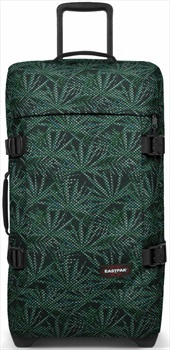 Eastpak Tranverz M Wheeled Bag/Suitcase, 78L Mesh Palm Loops