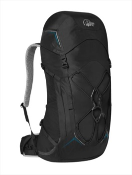 Lowe Alpine Airzone Pro Hiking Backpack, 35+10L Black