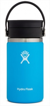 Hydro Flask 12oz Wide Mouth Flex Sip Lid Coffee Flask, 12oz Pacific