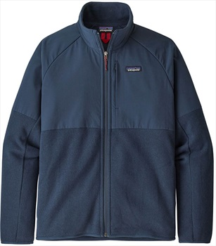 Patagonia Better Sweater Shelled Fleece Jacket, L New Navy