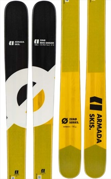 Armada Bdog Edgeless Skis, 172cm Yellow 2020