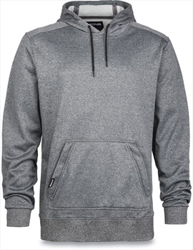 Dakine Ironside Water Resistant Pullover Fleece Hoodie, XL Grey