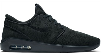 Nike SB Janoski Max 2.0 Men's Trainers Skate Shoes, UK 8.5 Black/Black