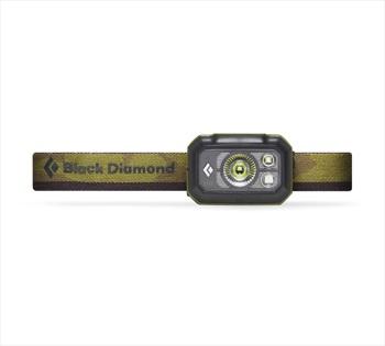 Black Diamond Storm375 LED Headlamp, 375 Lumens Dark Olive