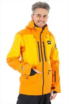 Picture Naikoon Ski/Snowboard Jacket, S Yellow