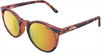 Melon Echo Red Chrome Polarized Sunglasses, Pimento