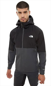 The North Face Impendor Futurelight Waterproof Jacket, XL Black/Grey