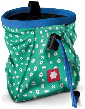 Ocun Lucky Rock Climbing Chalk Bag Green