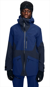 Peak Performance Volcan 3L Snowboard/Ski Jacket, L Blueprint