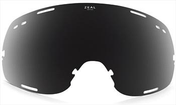 Zeal Forecast Snowboard/Ski Goggle Spare Lens, One Size, Dark Grey