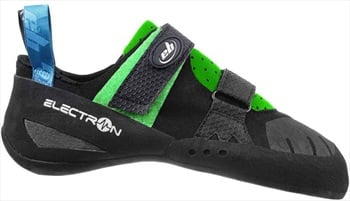 EB Electron Rock Climbing Shoe, UK 11 | EU 46 Black/Green