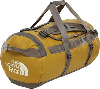 The North Face Base Camp Duffel Travel Bag M Khaki/Weimaraner Brown
