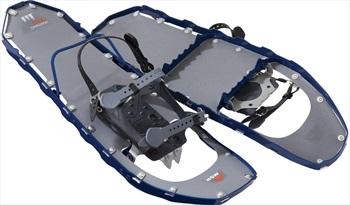 "MSR Lightning Trail Ultralight All-Terrain Snowshoes, M25"" Cobalt"