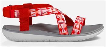 Teva Terra-Float Livia Women's Sandal, UK 7, Mosaic Red