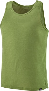Patagonia Capilene Cool Trail Tank Top Vest, L Supply Green