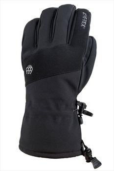 686 GORE-TEX Linear Ski/Snowboard Gloves, M Black