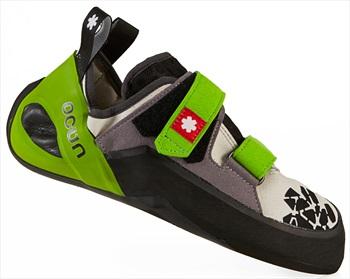 Ocun Adult Unisex Jett QC Rock Climbing Shoe, UK 10.5 Green