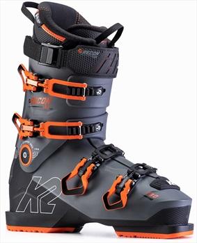 K2 Recon 130 MV Ski Boot, 28.0/28.5 Grey/Orange 2020