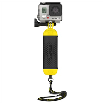 GoPole Bobber Floating GoPro Hand Grip, Yellow