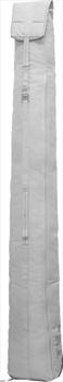 Douchebags The Slim Jim Wheelie Ski Bag, 216cm Cloud Grey