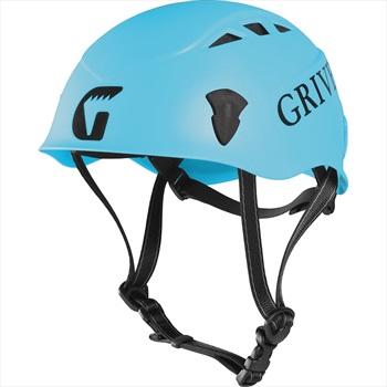 Grivel Adult Unisex Salamander 2.0 Rock Climbing Helmet, One Size Blue