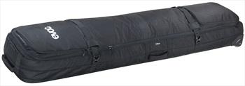 Evoc Snow Gear Roller Wheelie Ski/Snowboard Bag, L - 175cm Black