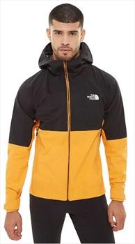The North Face Impendor Futurelight Waterproof Jacket, XL Black/Orange