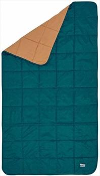 Kelty Bestie Blanket Thermal Camping Blanket, Teal/Brown