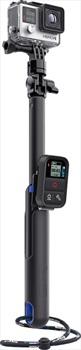 """SP Remote Pole Telescopic GoPro Pole, 28"""", Black"""